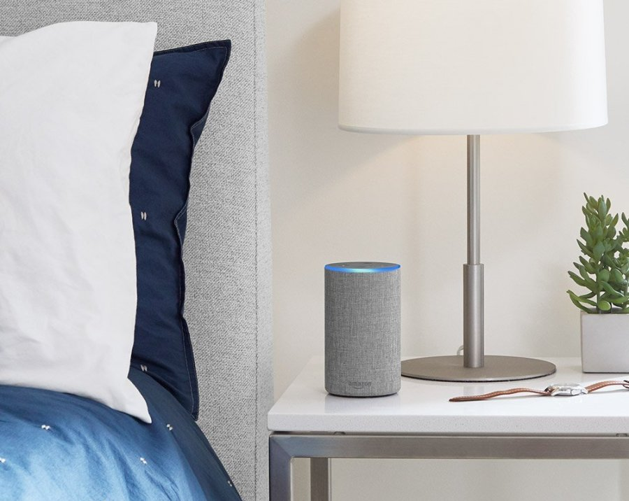 amazon echo bedside table