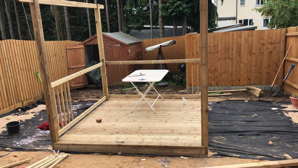pergola-building-diy-project